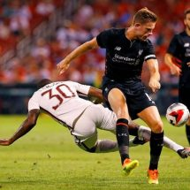 Premier league ghosts haunt Liverpool in 2-1 loss to Roma