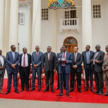President, Governors agree on aphorism to peaceful elections