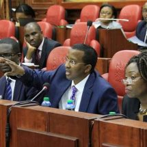 IEBC officials agree to resign conditionally