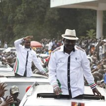 Cord under pressure to name 2017 presidential candidate