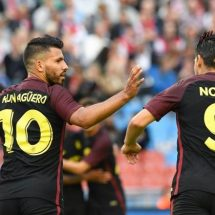 Manchester City high-five Steaua Bucuresti
