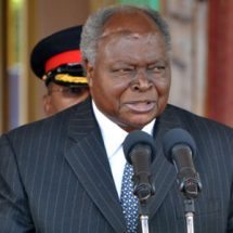 Mwai Kibaki's Health Condition in South Africa Revealed