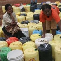 Water shortage in over ten places within Nairobi