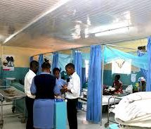 Panic as a patient in ward at Mwingi Hospital was shot dead