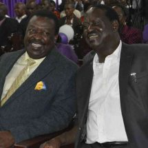 Raila allies say he will be on the ballot in 2017