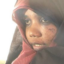 Garissa woman suspected to stealing child charged