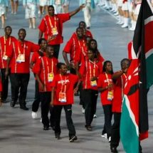 Second Kenyan official expelled from Rio