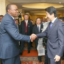 Uhuru's visit to Canada to deliver Sh500m to Global Fund