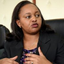 Waiguru declares interest in home county governor's post