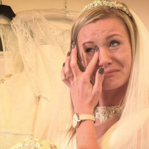 Bride left in tears after groom planned funfair themed wedding day