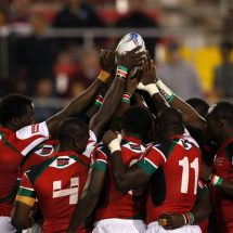 Kenya In pool B for Cape Town sevens