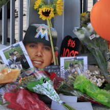 Miami mourns Jose Fernandez, a baseball star