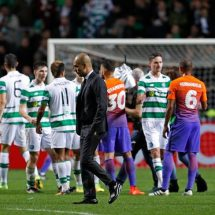 Celtic end 100% Guardiola record