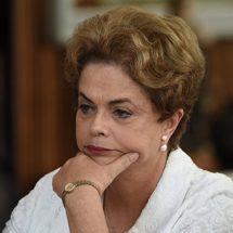 Brazil sends President Dilma Rousseff home
