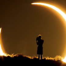Solar eclipse to be strongest in Nairobi around 11:47am