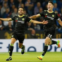Leicester bewildered by Chelsea pressure