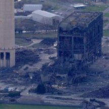 Body In Didcot Power Station Wreckage Identified