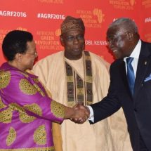 IFAD President Dr Kanayo Nwanze wins inaugural Africa Food Prize