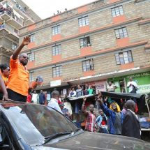 ODM to hold rally this weekend at Kisumu