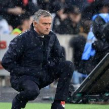 Mourinho points out his mistake towards derby defeat
