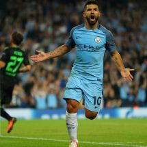 3 points, 3 goals, Aguero stars during the match