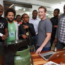 Mark Zuckerberg arrives in Kenya to meet entrepreneurs