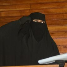 Cleric Aboud Rogo Widow arrested
