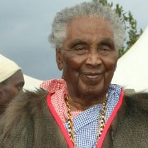 Leaders Mourn Ntimama's death