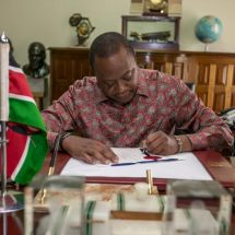 President assents into law Fisheries Management and Development Bill