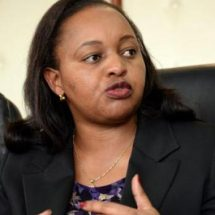 Sh791m NYS scam suspects want Waiguru gagged
