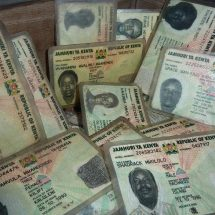 18,000 ID cards unclaimed, say 2 Migori officers