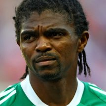 I will miss her , Kanu Mourns mother
