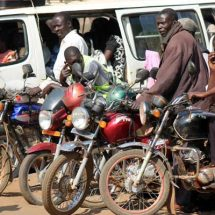 A boda boda rider shot dead and his motorcycle stolen in Githurai 44