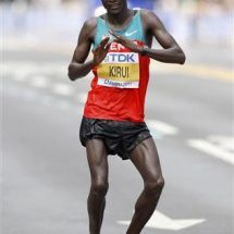 Two-time world champion Kirui set for Chicago race