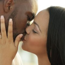 Yes!  Kissing can help in sustaining a healthy marriage