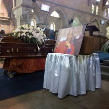 Ntimama's requiem Mass held at All Saints Cathedral