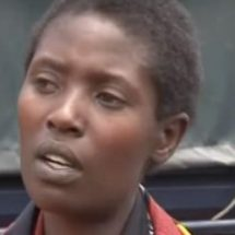 A Kisii mother narrates how her infant got lost