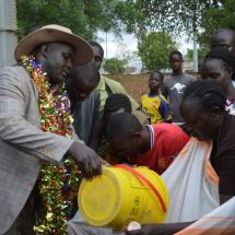 Pokot 'is now safe' so revive projects
