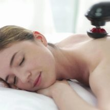 How to carry out perfect back massage