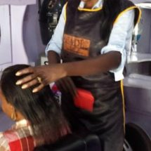 Tragedy as a hair-stylist  Stabs Woman Inside Salon in Busia