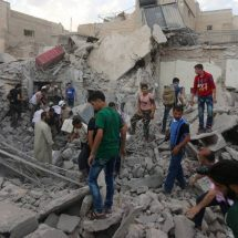 Over 80 Civilians killed in Aleppo, reports