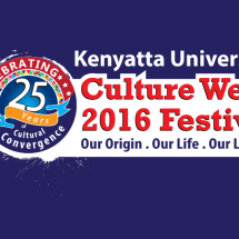 Kenyatta University hold culture week celebrations