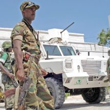 Ethiopia troops pull out of Somalia