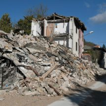 Italy hit by two powerful earthquakes on Thursday