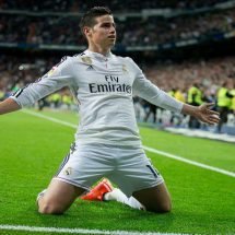 James Rodriguez receives death threats