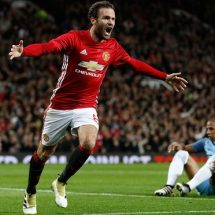 Mata of United guides Red Devils to quarters