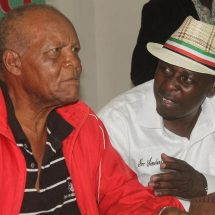 Joe Kadenge in stable condition