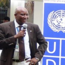 UNDP South Sudan Welcomes New Country Director Mr. Kamil Kamaluddeen