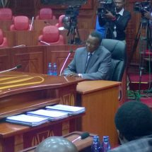 Nominated CJ, Maraga vetting commence