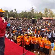 ODM wins 3 out of 4 ward by-elections